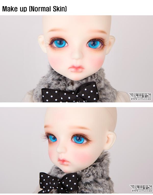 Luts BJD Baby Delf Uriel