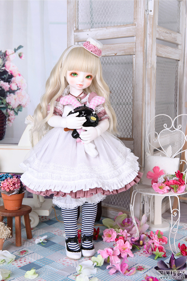 Luts BJD Baby Delf Lily