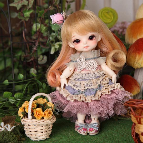 Luts BJD Tiny Delf Heidi