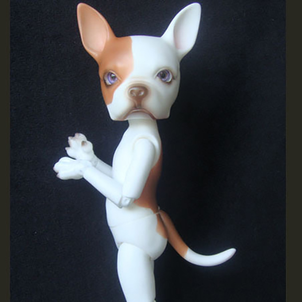 ResinSoul Animals BJD 18cm Pup 39