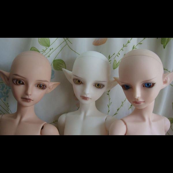 ResinSoul MSD BJD 44cm Song Elf Boy