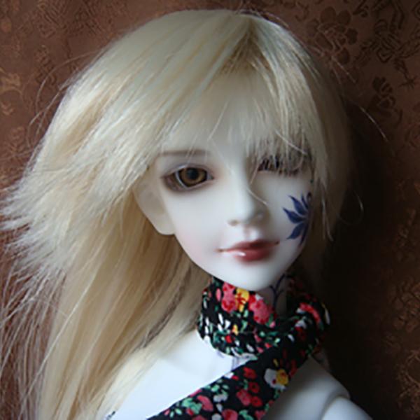 ResinSoul SD BJD 58cm Dai Girl