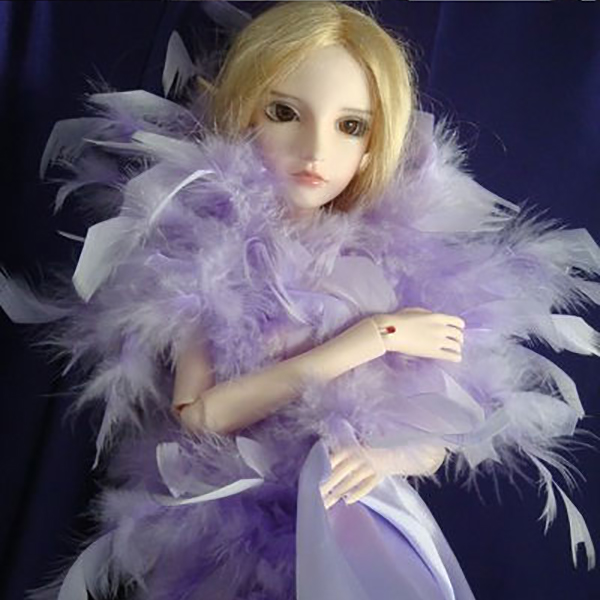 ResinSoul SD BJD 58cm Yun Elf Girl