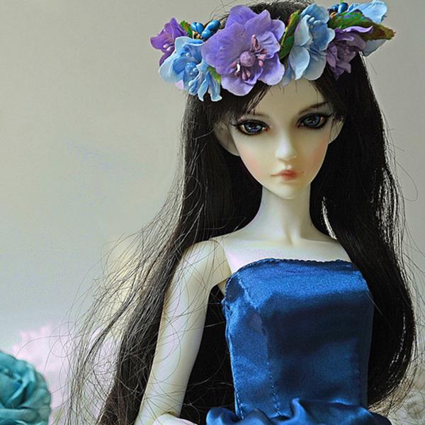 ResinSoul SD BJD 60cm Mi Girl