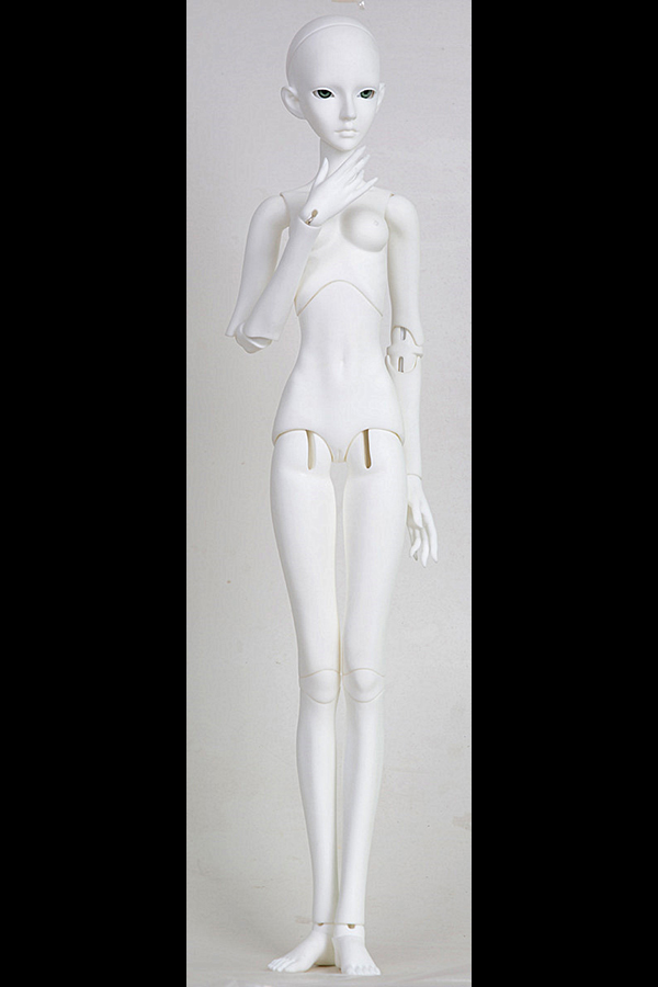 ResinSoul SD BJD Girl Body