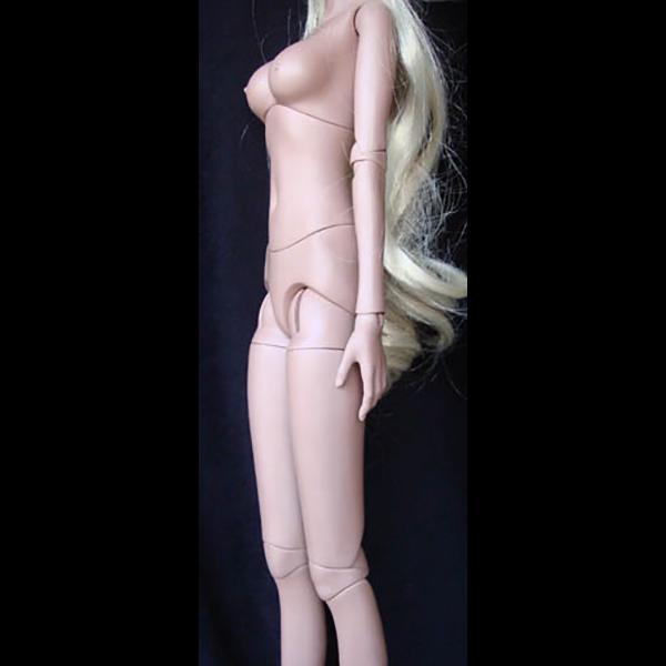 ResinSoul SD BJD Girl Body Chun