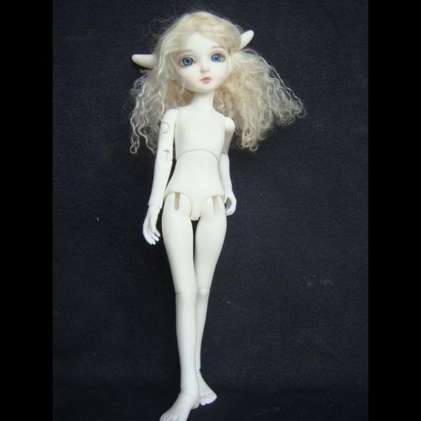 ResinSoul YoSD BJD Girl Body