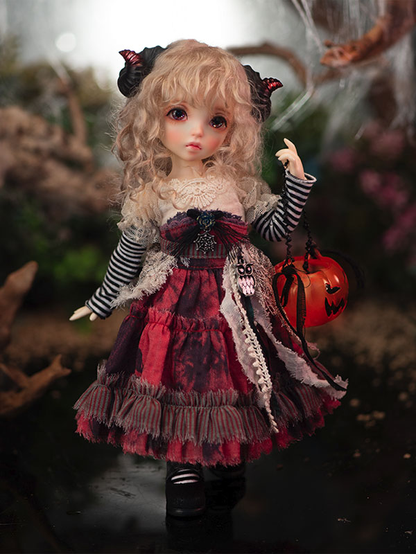 Fairyland Littlefee Cygne Little Witch