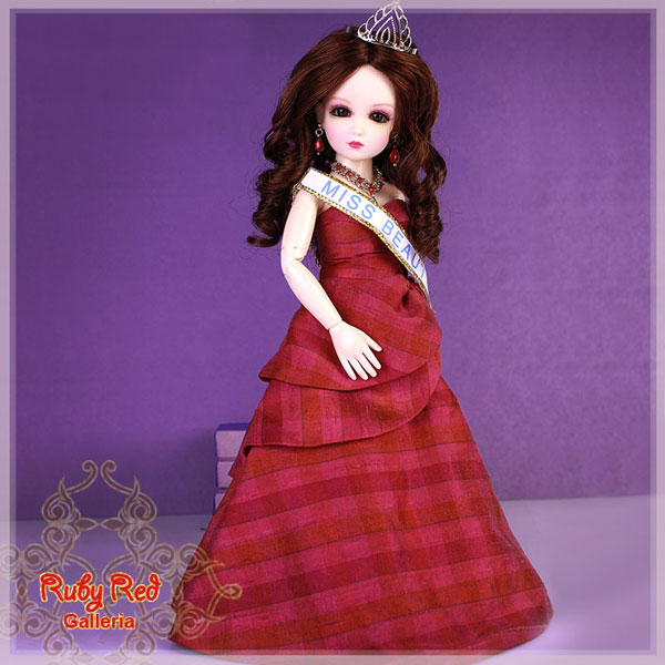 """ruby red in motion lia 12"""""""