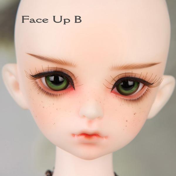 Kid Delf Carrot Boy Face Up B