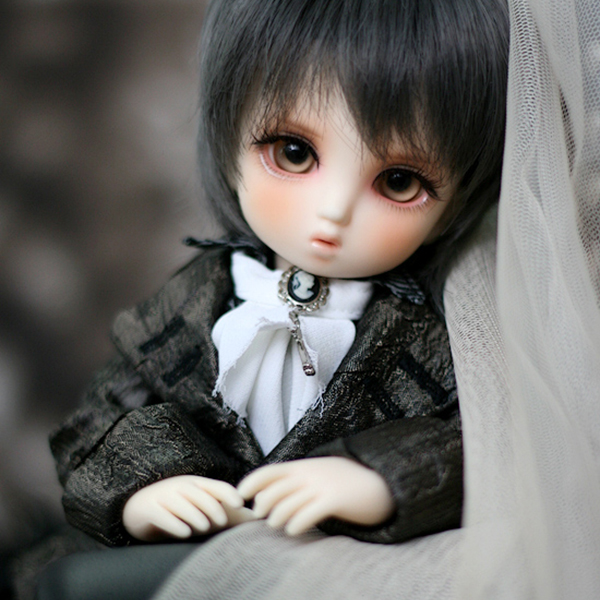 Little Monica Honey Harmony BJD YoSD Becky
