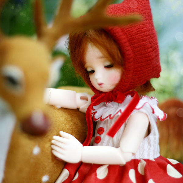 Little Monica Honey Harmony BJD YoSD Dorothy
