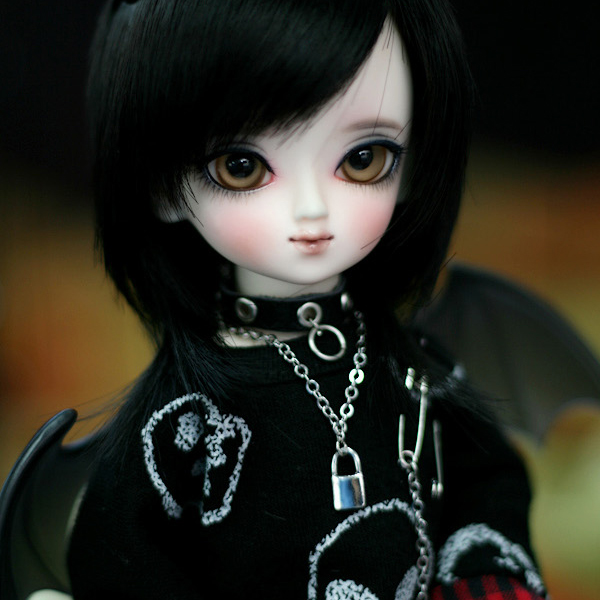 Little Monica Honey Harmony BJD YoSD Miyo