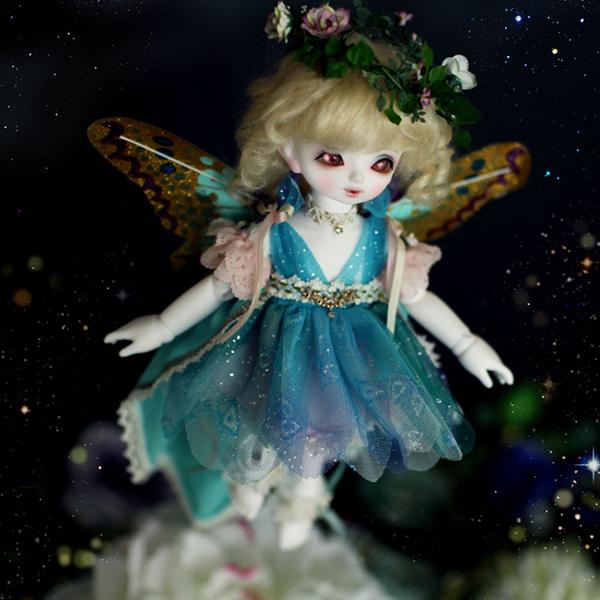 Little Monica Honey Harmony BJD YoSD Weeny