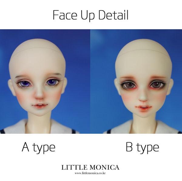 little monica msd little harmony rye