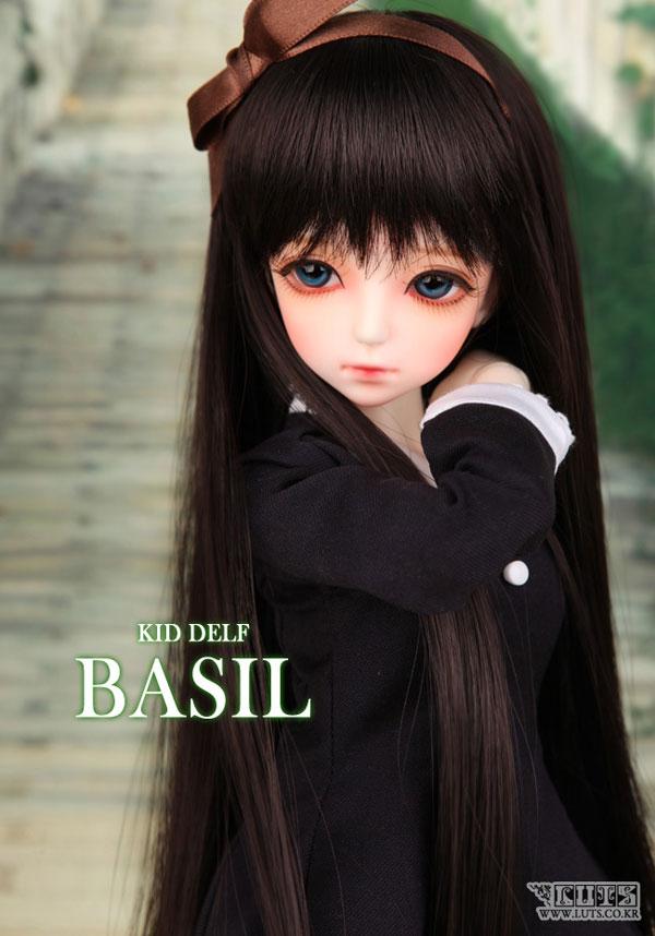 luts kid girl basil