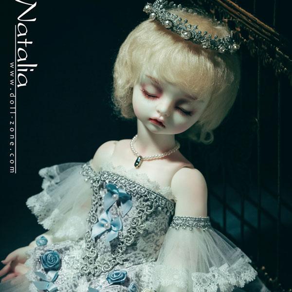 dollzone msd 1/4bb 40cm body natalia full set