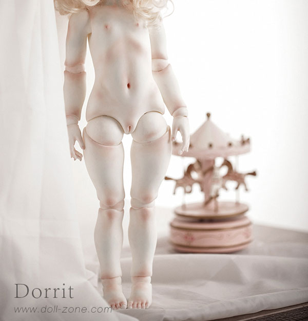 dollzone msd 1/4bb 40cm body nb40-001