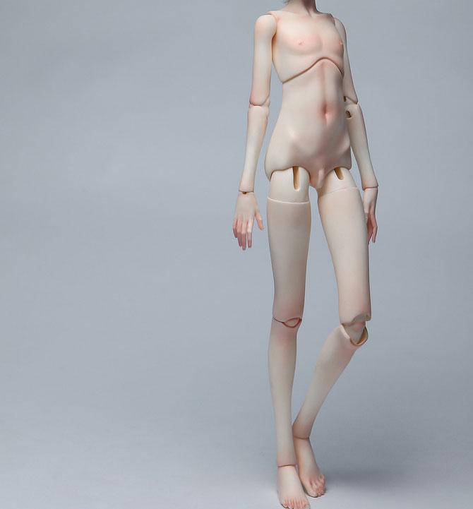 dollzone msd b45-018 body