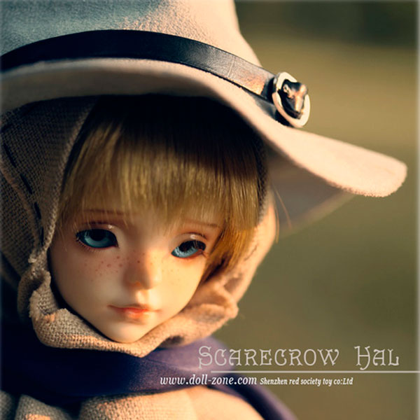dollzone scarecrow hal msd