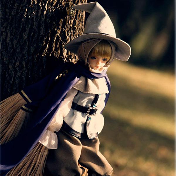 dollzone scarecrow hal msd