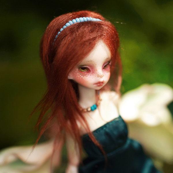dollzone tiny special 18cm ivy