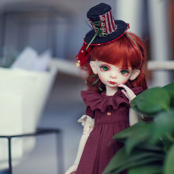 dollzone yosd ginny full set