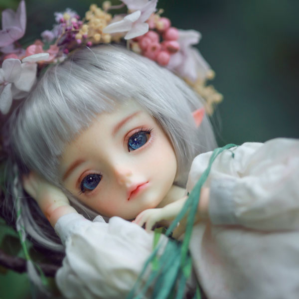 dollzone yosd little rain full set
