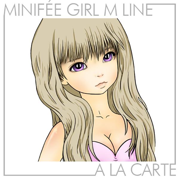 Girl - Moe Line MiniFee