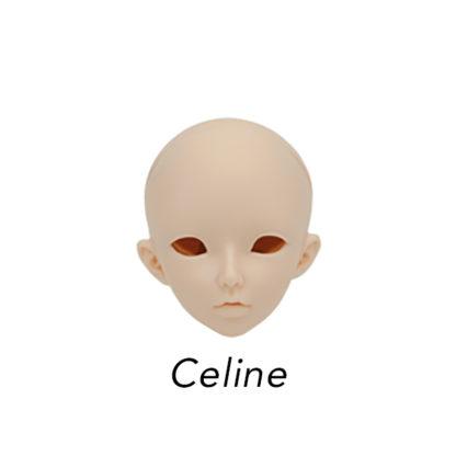 Fairyland BJD MiniFee Heads Celine