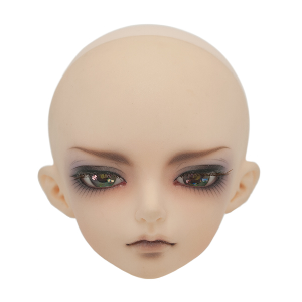 Kid Head- Grace Elf – Denver Doll Emporium  |Denver Doll Heads