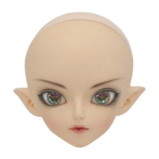 Fairyland BJD MiniFee Heads Soo Darkelf