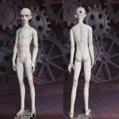 doll leaves boy body 60-03 60cm