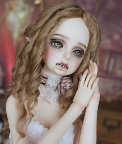 doll leaves msd special edition puppet 4