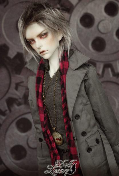 doll leaves boy body 60cm troy