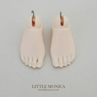little monica msd little harmony boy feet