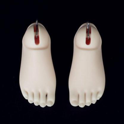 little monica msd little harmony girl feet
