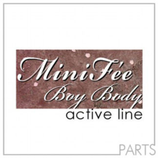fairyland minifee parts active line boy body