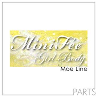 fairyland minifee parts moe line girl body