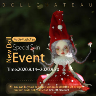 doll chateau yosd baby gail new skin color event
