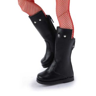 doll more msd ronin boots black