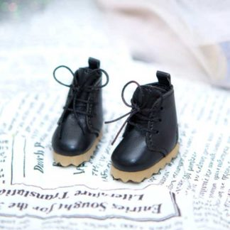 fairyland real fee timber boots black