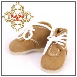 rubyred tan walking shoes