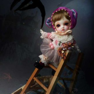 dollmore bebe adorable clown sweety