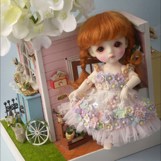doll more bebe flowers dress