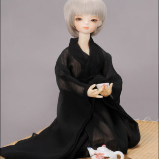 dollmore msd celestial gown black