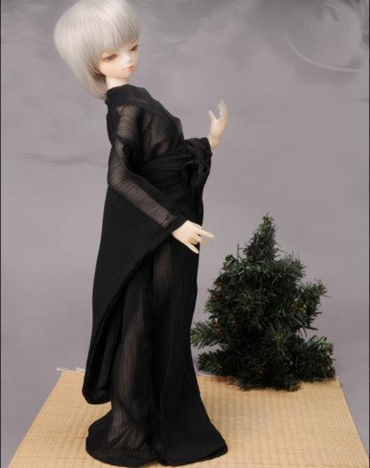 dollmore msd celestial gown black