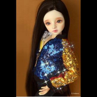 dollmore msd gbj spangle jacket