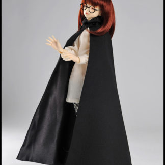 dollmore msd suri black hooded cape