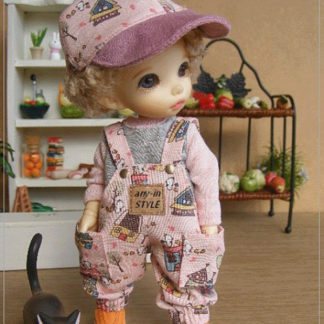 AnyDollStyle Clothes